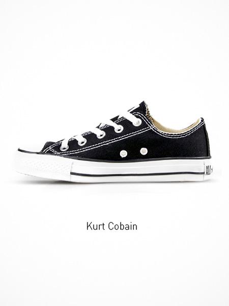 Kurt Cobain Shoes