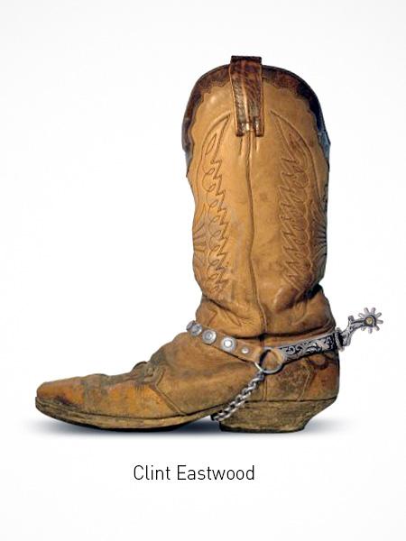 Clint Eastwood Shoes