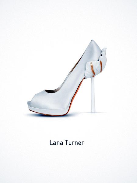 Lana Turner Shoes