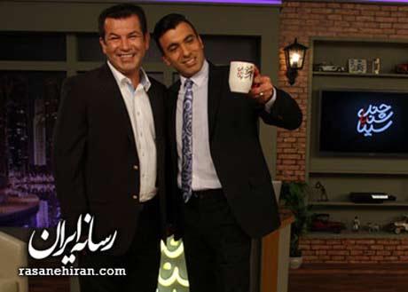 برنامه جدید شبکه فارسی وان با حضور حمید استیلی !! +تصویر