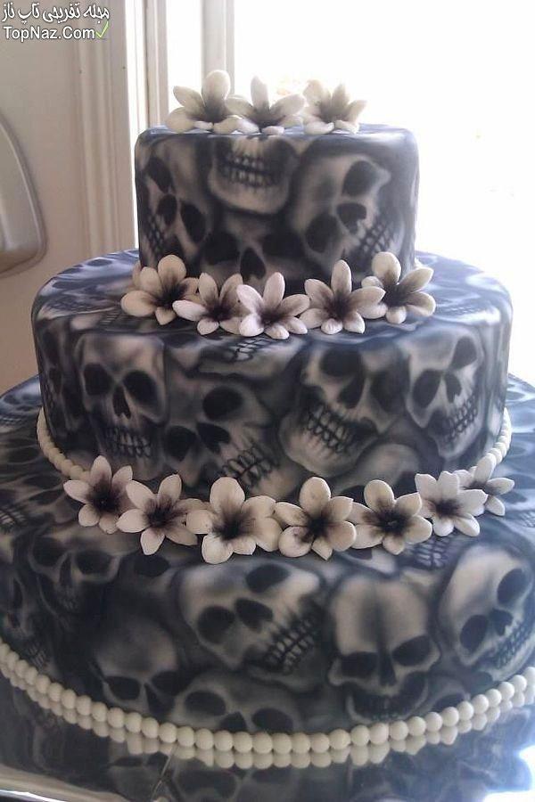 کیک های عجیب و فوق العاده چندش آور