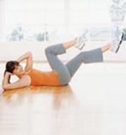 عضله ای شدن شکم,ورزشهایی برای سفت کردن شکم,روشهای آب کردن چربی شکم