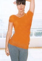 راه هایی ساده برای داشتن شکم صاف و عضلانی