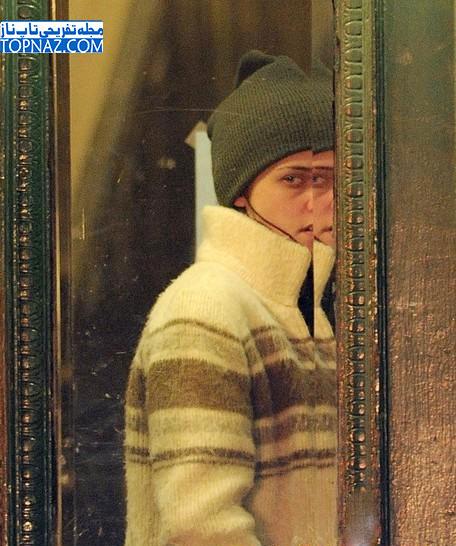 عکسهای کریستن استیوارت در پشت صحنه فیلم جدیدش