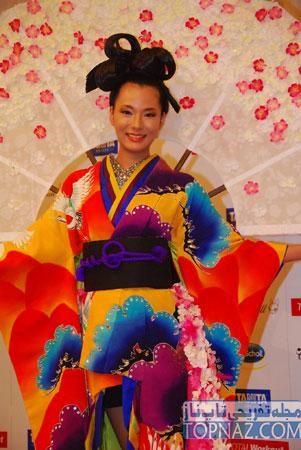میس یونیورس 2013 ژاپن انتخاب شد