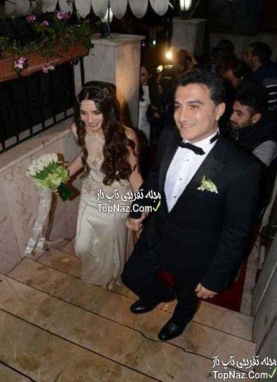 عکس عروسی ماه دوران بازیگر سریال حریم سلطان