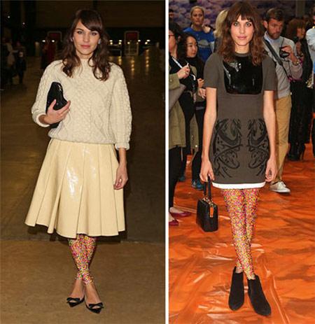 بهترین لباس ها در هفته مد, هفته مد در لندن