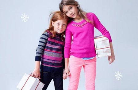مدل لباس زمستانی دخترانه و پسرانه