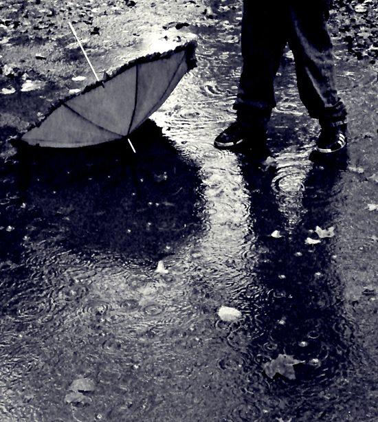 اس ام اس عاشقانه هوای ابری و بارانی پاییز