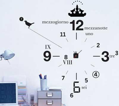 مدل ساعت دیواری