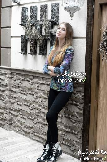 عکس ایرماک در سریال مرحمت