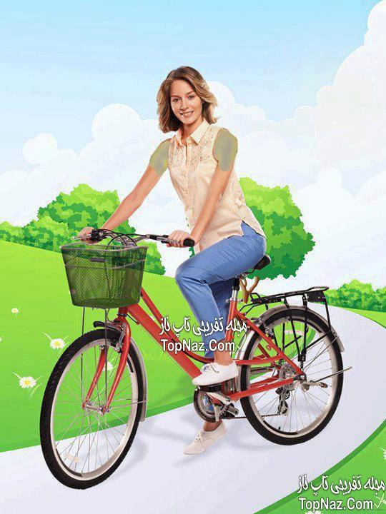 عکس بانو در سریال کوزی گونی