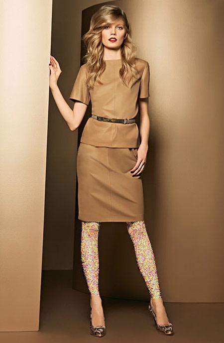 لباس های پاییز و زمستانEscada