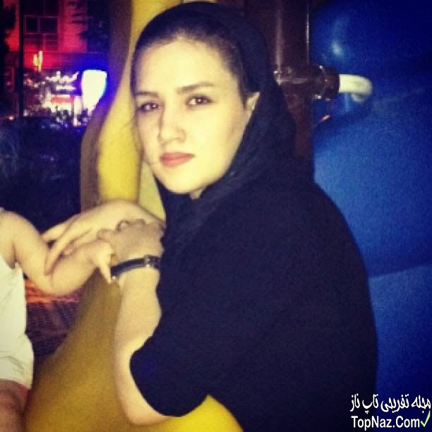 عکس نسیم حشمتی همسر بنیامین بهادری
