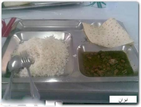 غذای دانشجویان