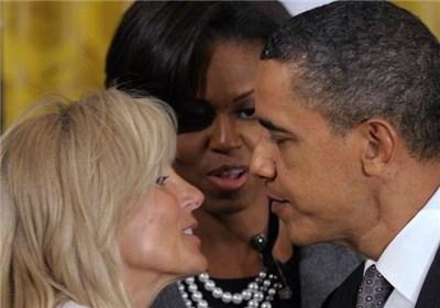 زن رییس جمهور آمریکا طلاق می خواهد!