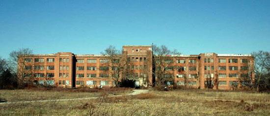 بیمارستان روانی بایبری (Byberry)، فیلادلفیا