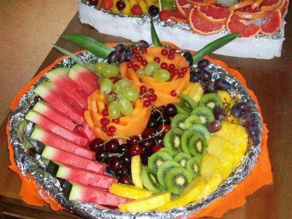 میوه آرایی مخصوص شب یلدا 92