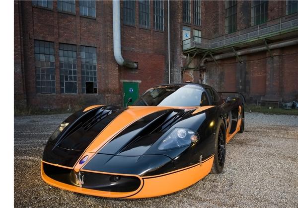 گران ترین خودرو جهان +عکس