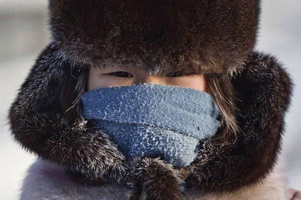 تصاویر زندگی در سردترین نقطه دنیا