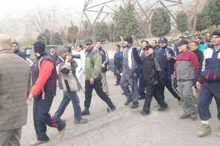 عکس حسن روحانی با لباس ورزشی