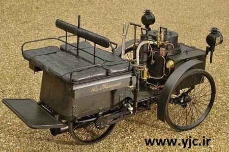 اخبار ,اخبار گوناگون ,قدیمی ترین خودرو