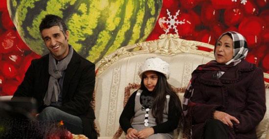 عکس جدید پژمان جمشیدی و مادرش