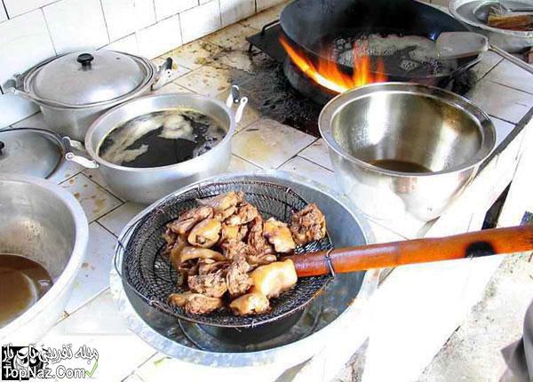 گوشت موش غذای محبوب در چین