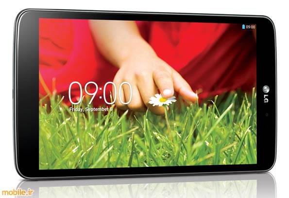 معرفی تبلت جدید ال جی جی پد LG G Pad 8.3