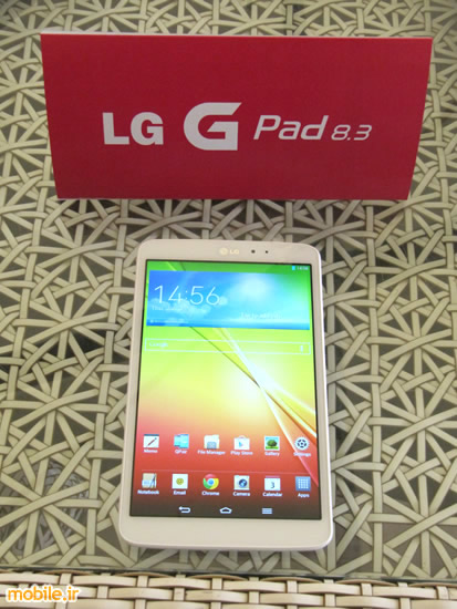 LG G Pad 8.3 - ال جی جی پد 8.3