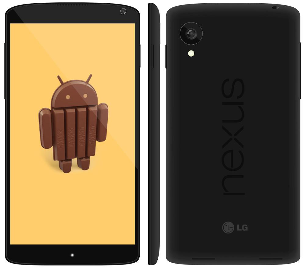معرفی گوشی ال جی نکسوس 5 Lg Nexus