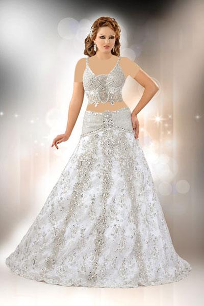 زیباترین مدل لباس عروس عربی