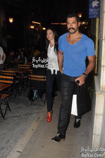 بالی خان و همسر واقعیش