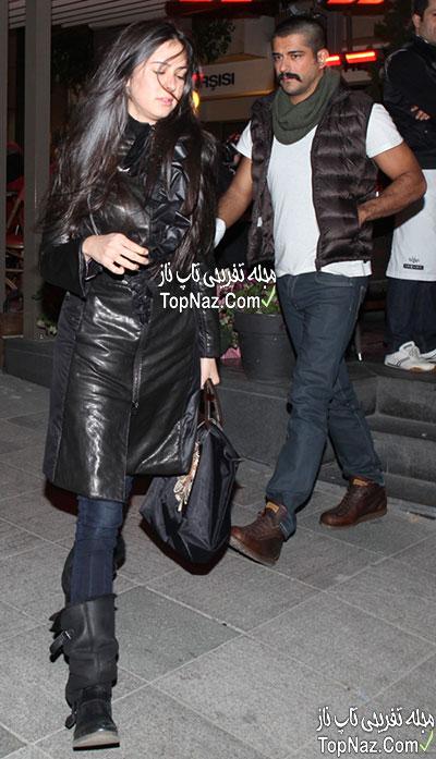 عکس بالی خان و نامزدش