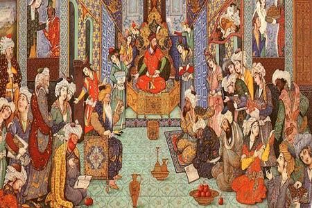 آداب و رسوم شب یلدا در ایران باستان
