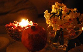شعری زیبا در مورد شب یلدا