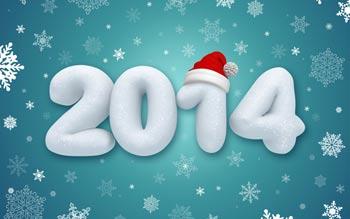 سال نو میلادی 2014