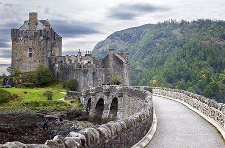 قلعه کَرِج کِنِن,قلعه ورسای در فرانسه,زیباترین قلعه دنیا