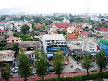 چیانگ مای اصلی ترین جاذبه گردشگری تایلند