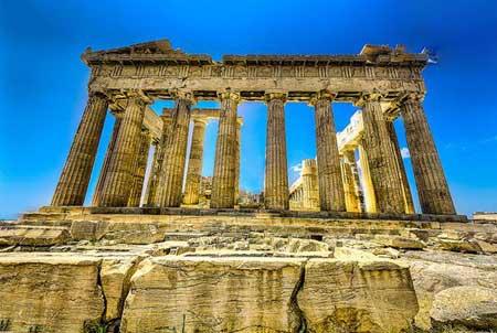 شگفتیهای باستانی یونانی ها,یونان,جاهای دیدنی یونان