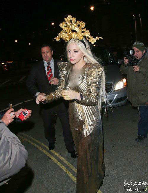 عکس های جدید از نفرت انگیزترین خواننده زن!