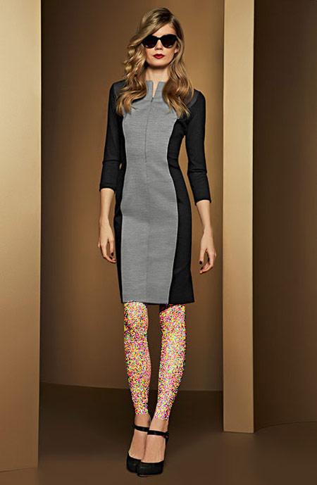 مدل لباس کوتاه زنانه و دخترانه زمستانی