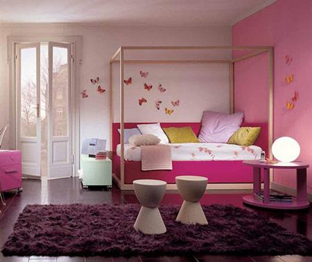 رنگ مناسب اتاق خواب, دکوراسیون اتاق خواب