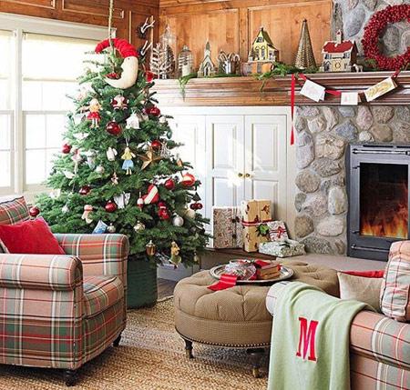 چیدمان و دکوراسیون کریسمس, دکوراسیون کریسمس 2014