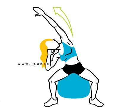 تمرینات ورزشی شکیرا برای کوچک کردن شکم
