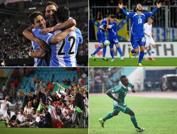 ایران در جام جهانی چه قدر در سفر است؟