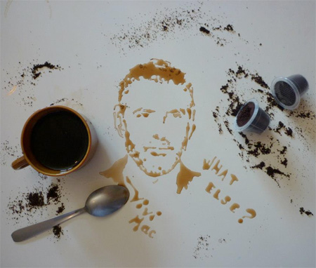 Spilled Portraits