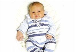 زن آمریکایی نوزاد 15 کیلویی به دنیا آورد!