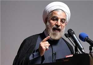 روحانی: لبخند با خارجی ها برای پیشرفت کشور است