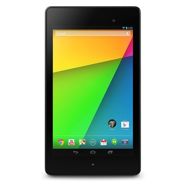 معرفی گوگل نکسوس 7_ Asus Google Nexus 7 2